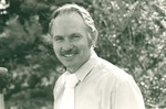 Gene Hockett, Director of Alumni and Church Relations by George Fox University Archives