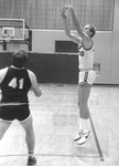 Faculty Basketball Game by George Fox University Archives