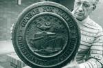 Bill Loewen, Carver of GFC Seal
