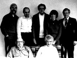 GFC Staff - Religion Department by George Fox University Archives