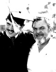 Richard M. Zeller and his father Richard Zeller by George Fox University Archives