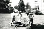 Cyril Carr Memorial Tree (from class of 1983) by George Fox University Archives