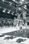 Alumni Basketball Game by George Fox University Archives