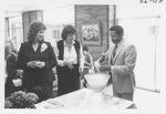 People at the Secretary Luncheon in 1980 by George Fox University Archives