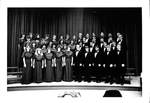 George Fox Choir 1984-1985