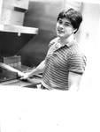 Student in Kitchen