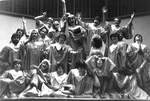 Comical Group in Choir Robes