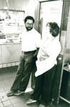 Bill Jackson - Food Service for 1986 Wrestling Camp
