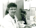 Carolyn Staples - Campus Nurse by George Fox University Archives