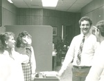 1988 Development Office by George Fox University Archives