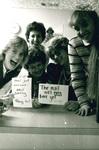 1984/85 Mail Room Staff