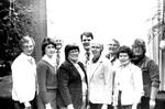 1984/85 Staff - Business Office