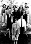 Student life staff for LIFE by George Fox University Archives