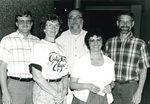 Service Awards - 15 Years of Service at GFC by George Fox University Archives