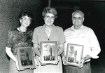 Service Awards - 20 Years of Service at GFC by George Fox University Archives
