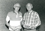 Service Awards - 25 Years of Service at GFC by George Fox University Archives
