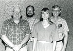 Service Awards - 10 Years of Service at GFC by George Fox University Archives