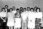Service Awards - 5 Years of Service at GFC by George Fox University Archives