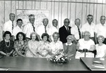 George Fox College alumni couples celebrate their 45th wedding anniversaries by George Fox University Archives