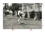 Frisbee by George Fox University Archives