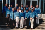 Alumni Association Board, April 1999 by George Fox University Archives