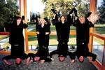 2001-2002 University Players by George Fox University Archives