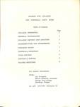 George Fox College, 1965 Fact Book, part 2 by George Fox University Archives