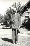 Herbert Hoover by George Fox University Archives