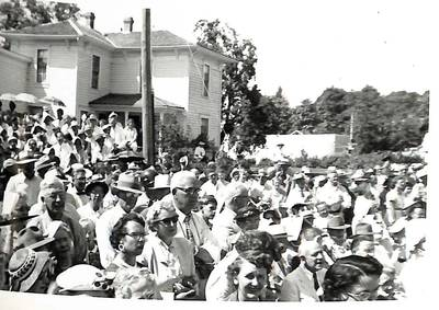 Hoover-Minthorn House Dedication