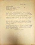 Pennington to Richard Reuter April 1946
