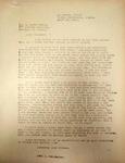 Pennington to Dr. Coffen April 1946