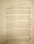 Levi Pennington Writing to Parker, February 12, 1947