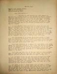 Pennington to John Raymond, May 17, 1947