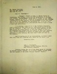 Pennington to George Sokolsky, June 6, 1947