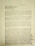 Pennington to Lloyd Cressman, June 15, 1947