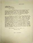 Pennington to J. Henry Lidy, June 28, 1947
