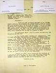 Pennington to Railroad Companies, August 25, 1947