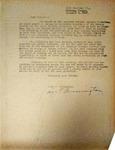 Pennington to Friend, November 5, 1947