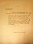 Pennington and the Newberg Quarterly Meeting to Representative Walter Norblad, November 8, 1947