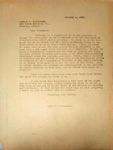 Pennington to Joseph McCrackem, January 1, 1948