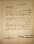 Pennington to Lillian Shepherd, January 17, 1948