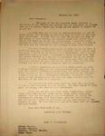 Pennington to George Thomas, January 20, 1948