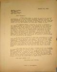 Pennington to Hoover, January 22, 1948