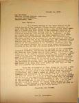 Pennington to Roy McCorkle, January 24, 1948