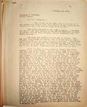Pennington to Clarence Robinett, February 26, 1948