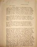 Pennington to Mrs. Mildred Marshall Burck, February 27, 1948