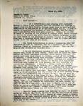 Pennington to Joseph Reece, March 17, 1948
