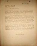 Pennington to Representative John W. McCormack, March 22, 1948