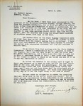 Pennington to Russell Gainer, April 5, 1948
