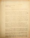 Pennington to Gervas Carey, May 20, 1948
